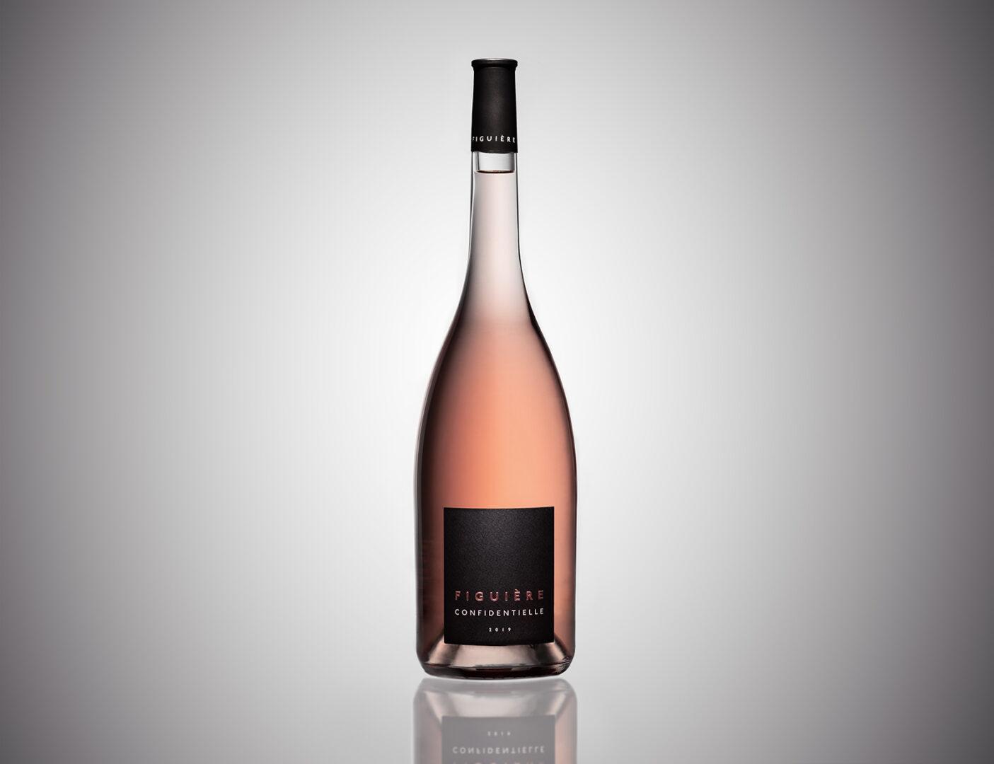 figuiere-confidentille-vino-rosado-wine-provenza-alpes-costa-vinatis-fotografia-producto-publicitaria-estudio